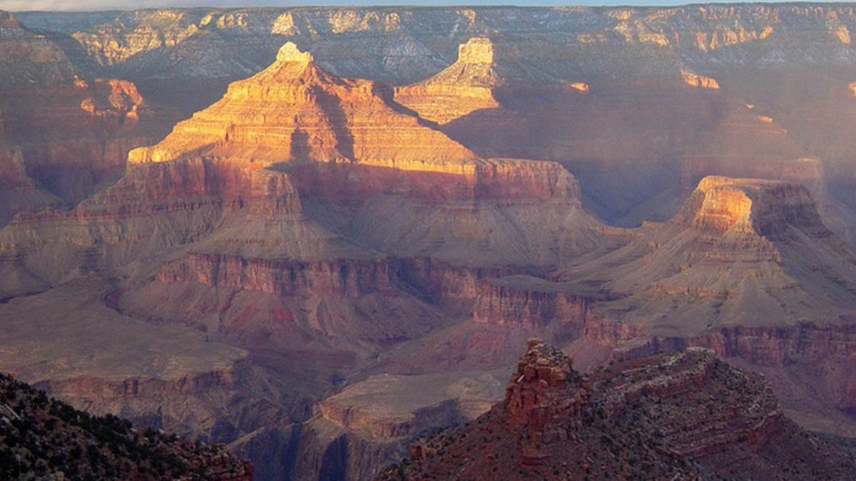 The park's 100th anniversary was Feb. 26, but events are scheduled throughout the year. (Source: Grand Canyon National Park/National Park Service)