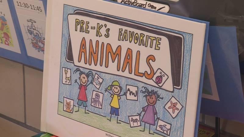 Pre-K's Favorite Animals