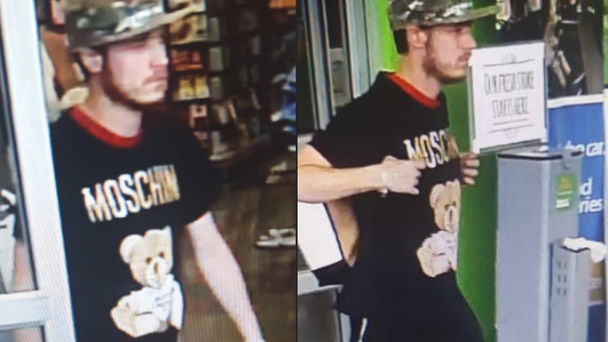 KPD looking for theft suspect