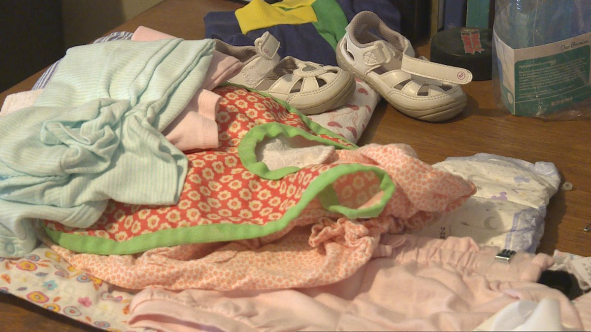 Some of the baby necessities for when the Sextons watch younger children (Source: WVLT)