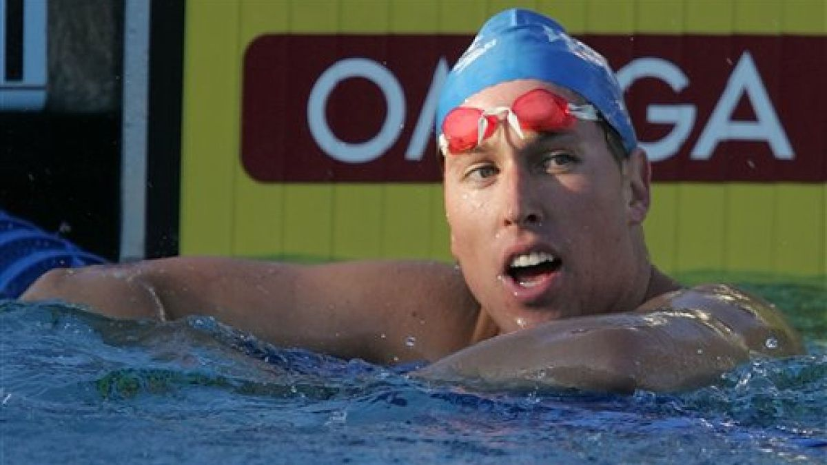 Olympic gold medal swimmer Klete Keller charged in Capitol riots