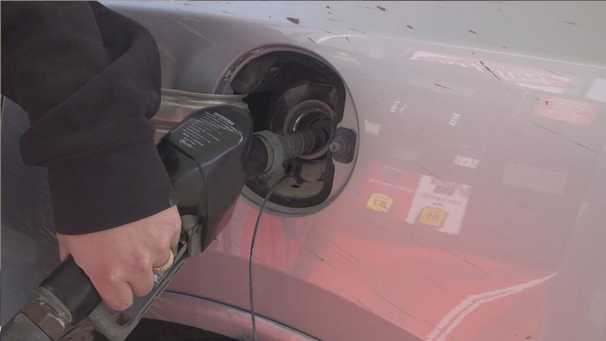 Gasoline prices are up over 75% since January.