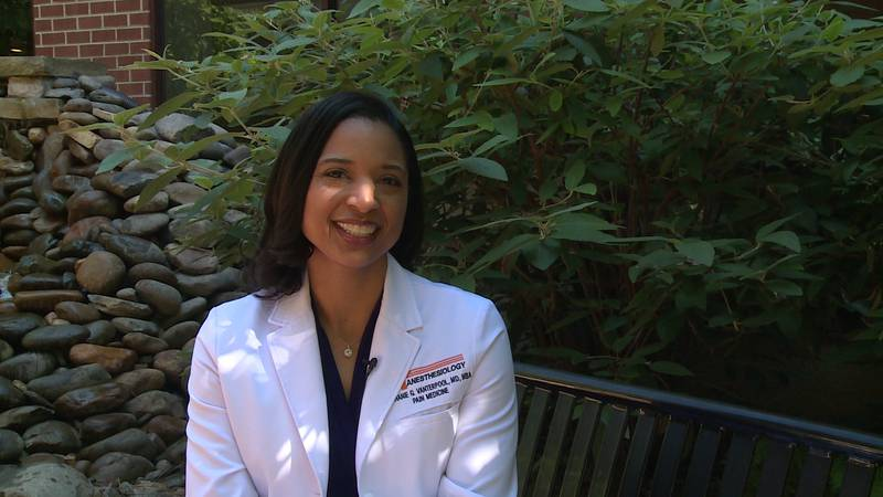 UT Medical Center physicians teaches others about Targeted Pain Treatment.