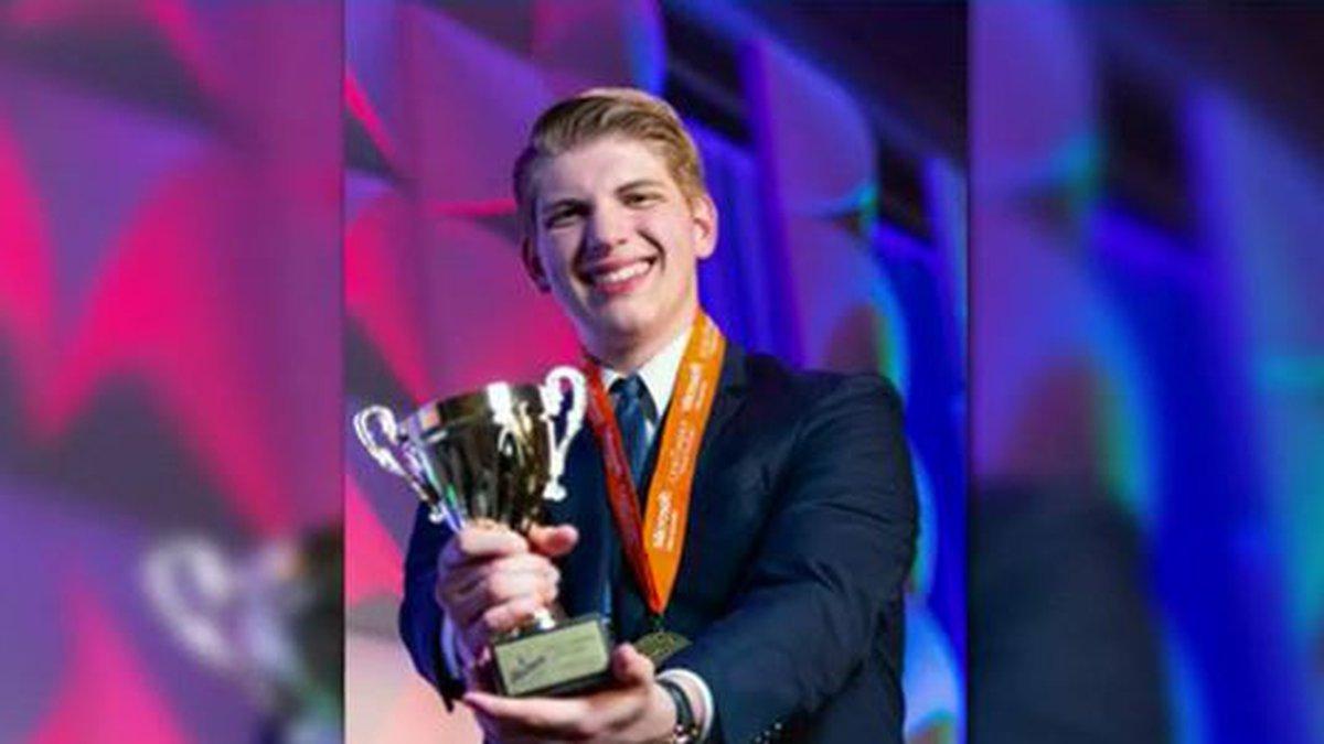 DeKalb County teen named national Microsoft PowerPoint champion / Source: WAFF