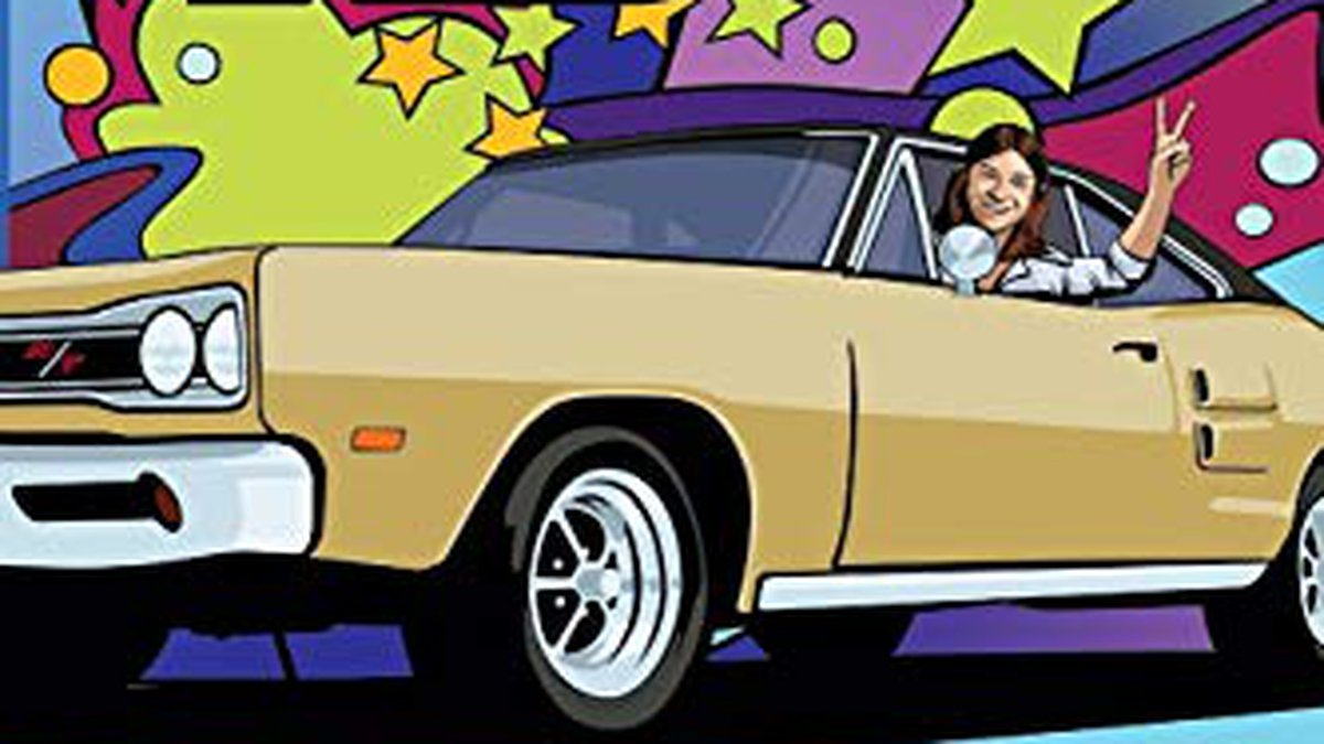 Michael Scarlett writes about growing up in the 70's in Knoxville, TN.