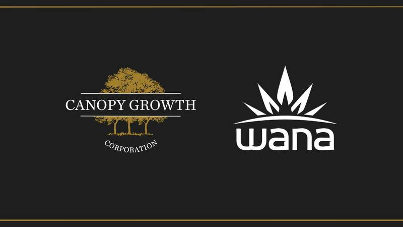 Canopy Growth Announces Plan to Acquire Wana Brands, the #1 Cannabis Edibles Brand in North...