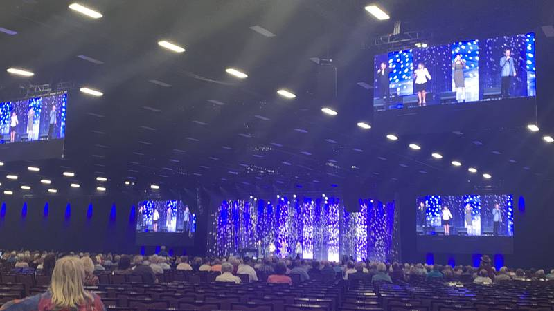 2021 NQC at the LeConte Center in Pigeon Forge.