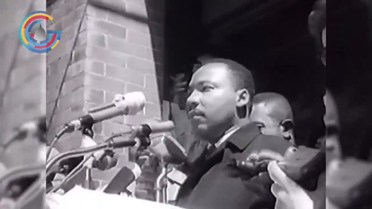 "For the 57th anniversary of the ""I Have a Dream"" speech, protesters will hold another March on..."