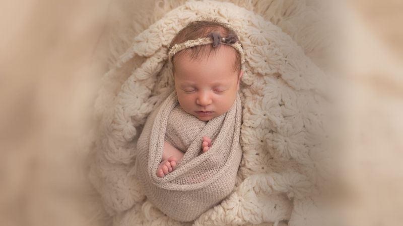 East Tennessee baby born from 27-year-old embryo (Source: Haleigh Crabtree Photography)