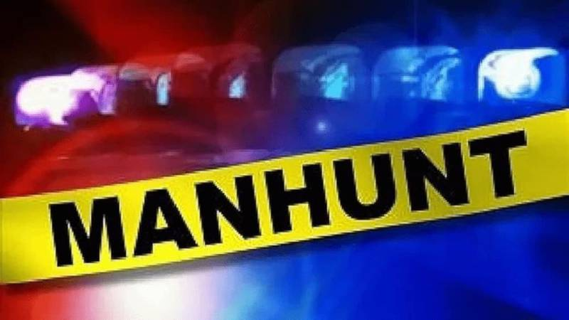 Law enforcement agencies are in the area of Whitaker Road conducting the manhunt for a car...