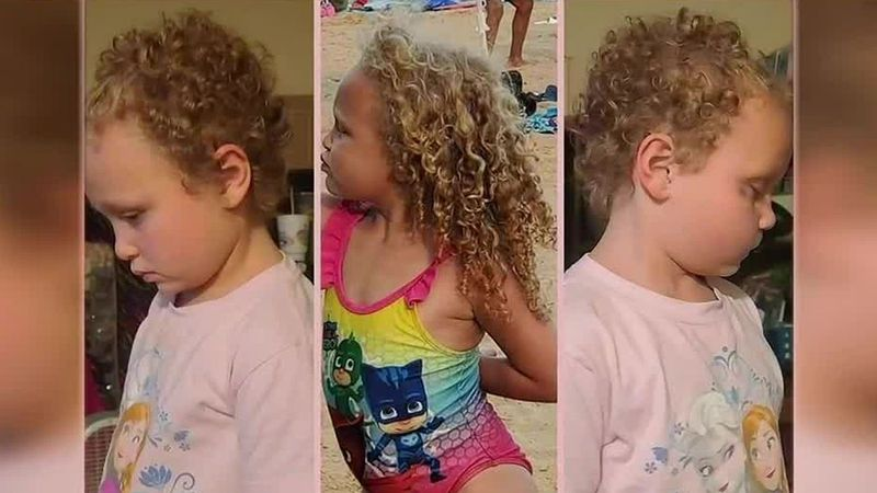 Jimmy Hoffmeyer says his 7-year-old daughter's teacher cut her hair without his permission. He...