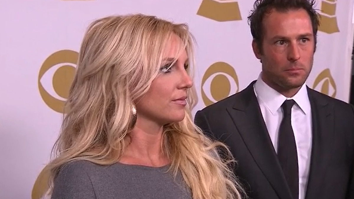 This comes two weeks ahead of a court hearing that could determine whether or not Britney...