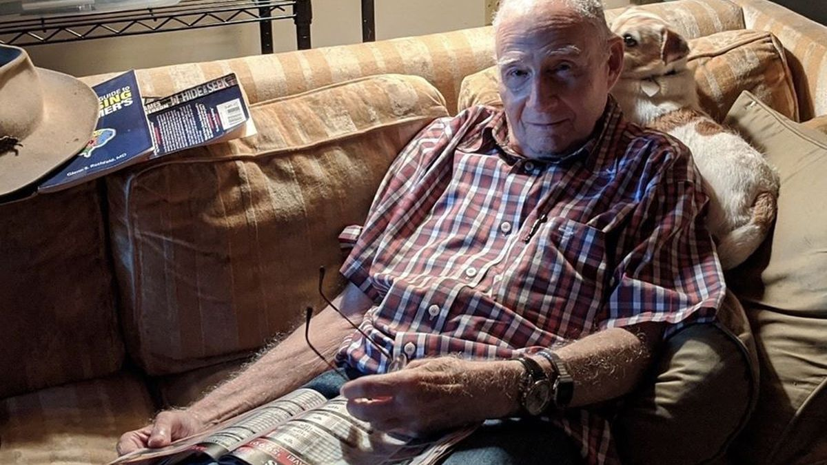 """William """"Bill"""" Whitten, 85 is missing out of Morgan County"""