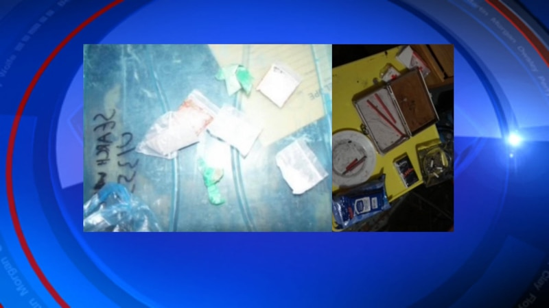 Three arrested in Breathitt County on drug charges
