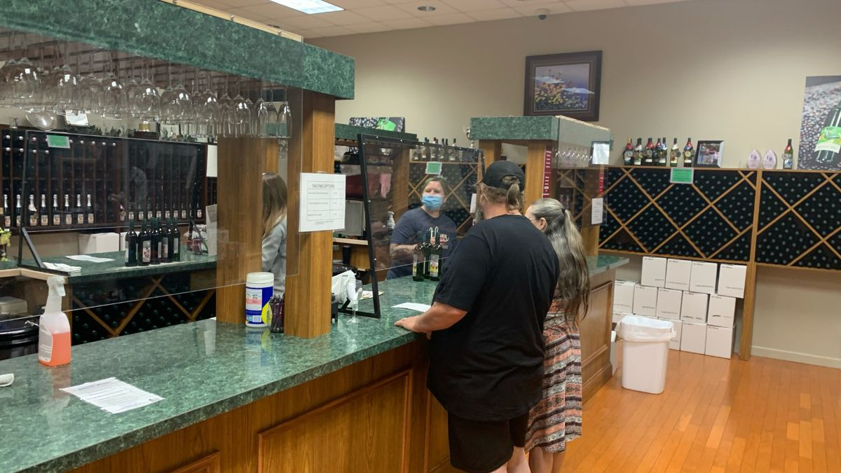 Sevier County's Rocky Top Wine Trail announced it's looking to hire people from entry-level...