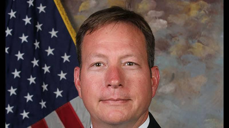 Sevierville Fire Chief Matt Henderson