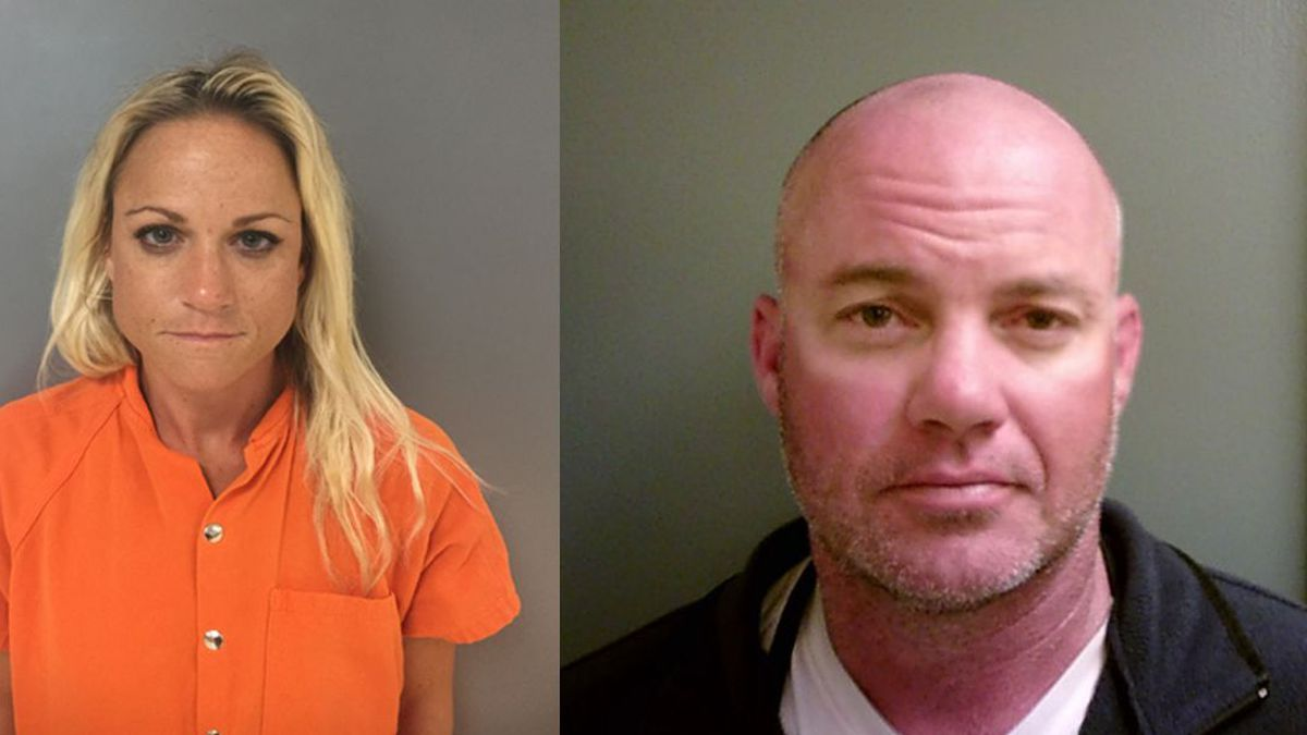 A Livingston Parish SWAT commander and his school teacher wife were arrested, according to...