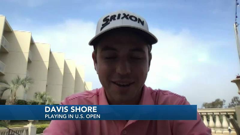 Knoxville native in US Open