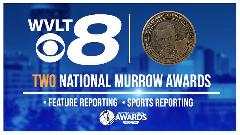 WVLT receives two Murrow Awards