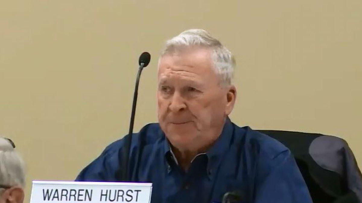Warren Hurst arrives November 18 / Source: WVLT News