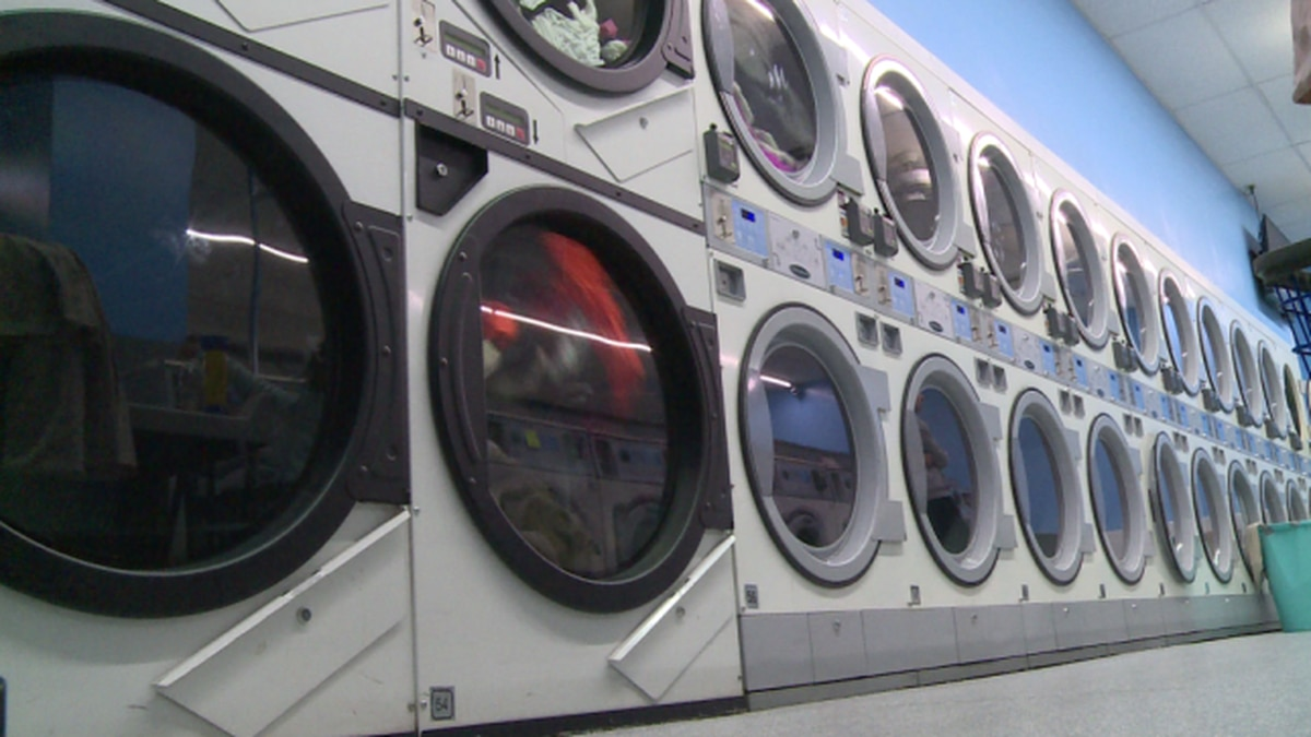 City Hills church offered free laundry services to the Knoxville community. / Source: WVLT News
