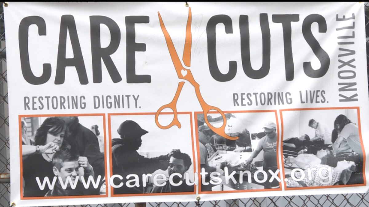 Care Cuts fed nearly 400 homeless people for Easter. / Source: WVLT News