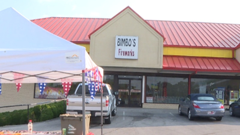 Bimbo's Fireworks has been a family owned business since 1957.