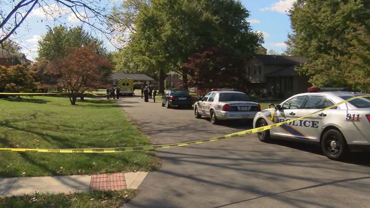 """One person is dead after a """"critical injury assault"""" off Petty Jay Court, police say. (Source: WAVE 3 News)"""