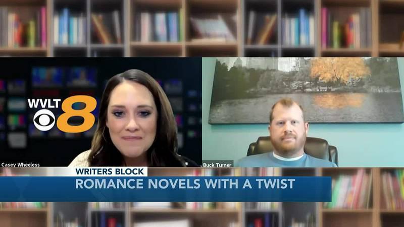 Buck Turner, Writers Block author.