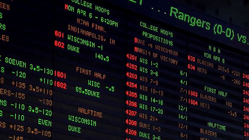 Since becoming legal in November, online gambling in Tennessee has brought in $2.4 million in...