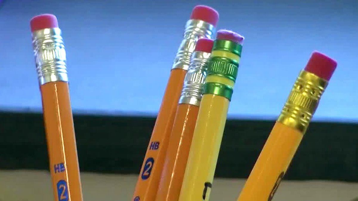 School supplies WRDW