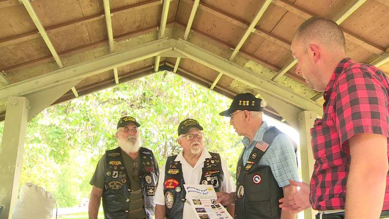 Organizer Anthony Bales says the Veterans Memorial Shindig is to honor and supporter veterans...