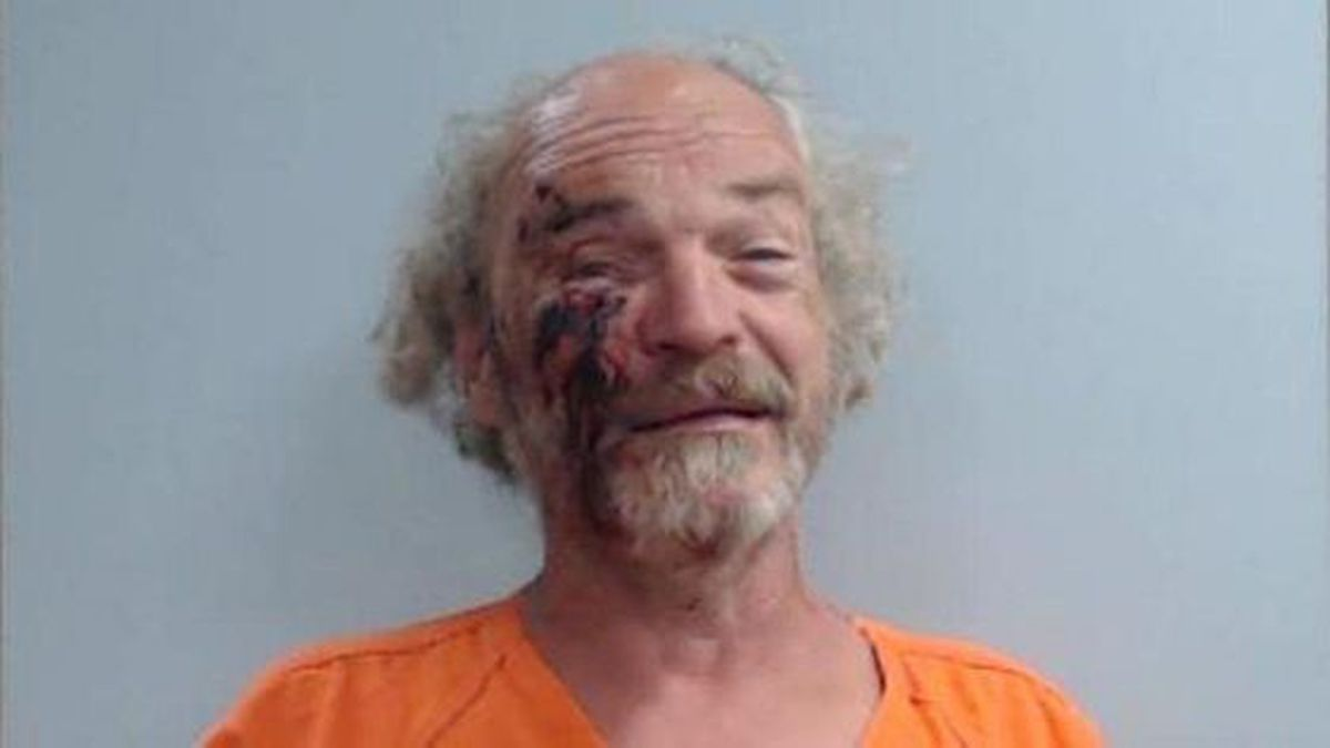 Witnesses were able to give officers a thorough description of Gary Wade, who was found shortly after the incident.  / (Fayette County Detention Center)