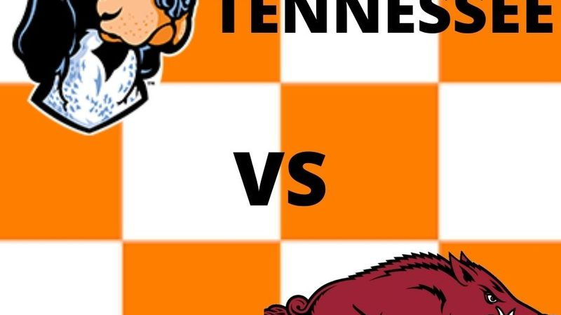 Tennessee will face Arkansas for the first time since 2015