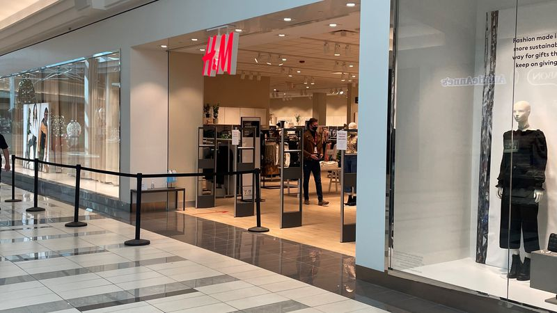 H&M now open at West Town Mall