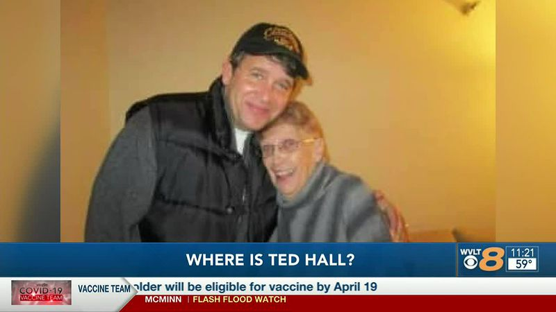 Where is Ted Hall?