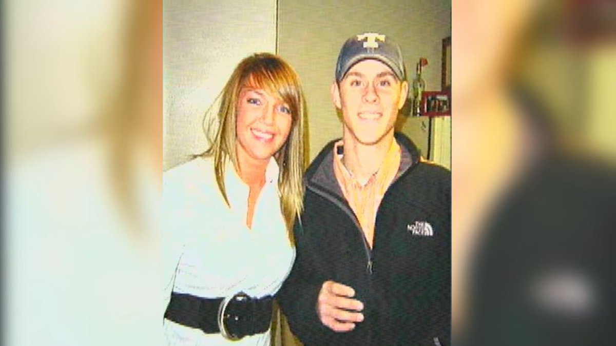 Channon Christian and Christopher Newsom were murdered in 2007 / Source: Family of victims