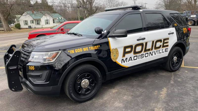 Madsionville Police Department