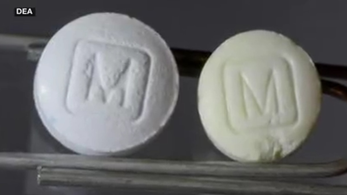 Tennessee law enforcement, health leaders warn of fake pills laced with fentanyl