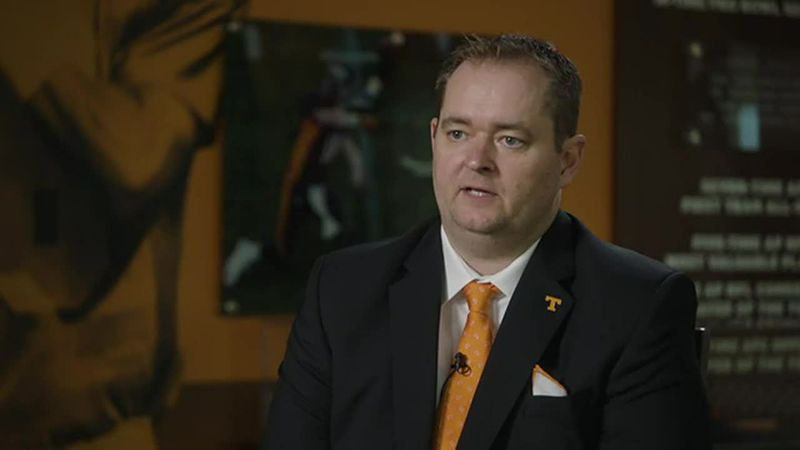 Full Exclusive Interview: Vols coach Josh Heupel speaks with WVLT