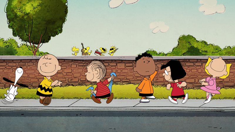 "AppleTV+ now holds the rights to ""It's the Great Pumpkin, Charlie Brown"" and will stream it at..."