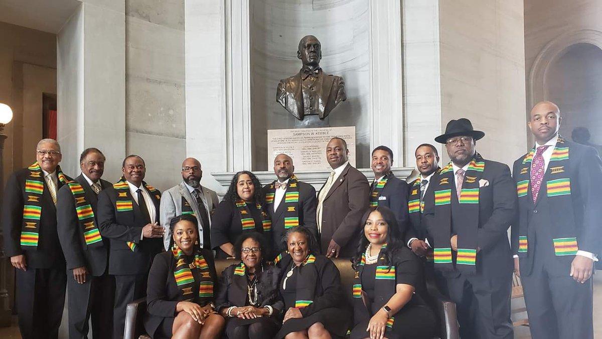 Tennessee Black Caucus of State Legislators / Source: (TBCSL Facebook)