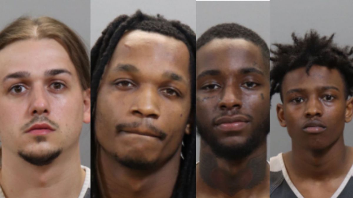 Multiple people were arrested and numerous firearms were discovered during patrol efforts in...