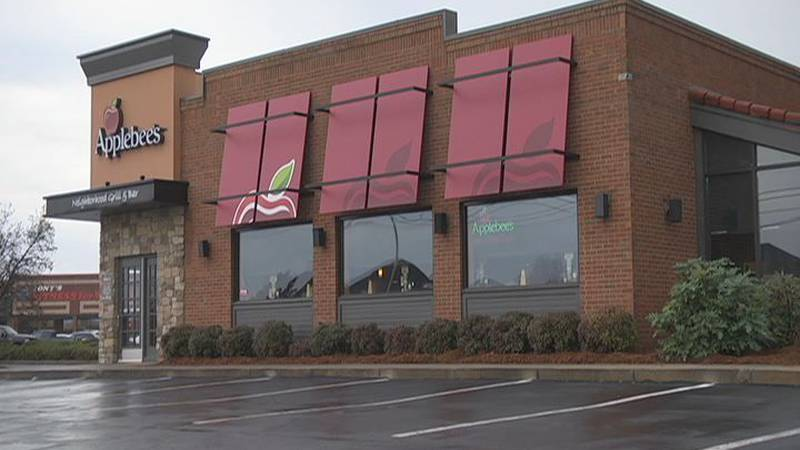 According to police, officers responded to the Applebee's on North Roan after receiving...