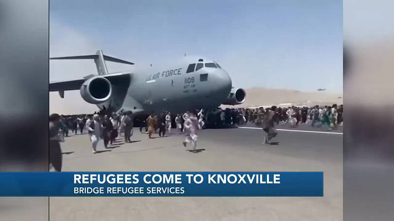 Bridge Refugee Service will help relocate refugees to East Tennessee.