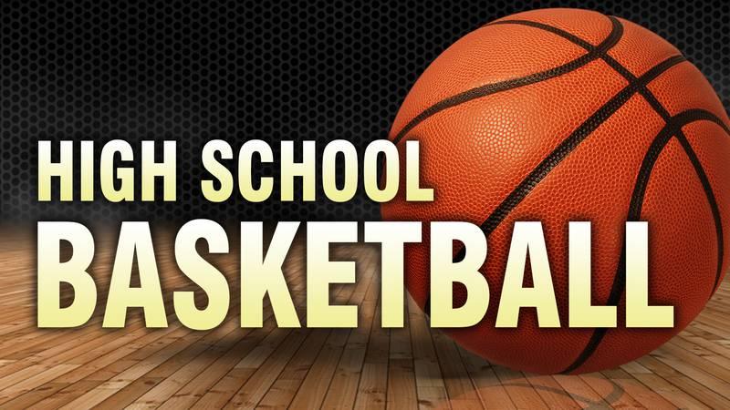 High School Basketball Generic Logo