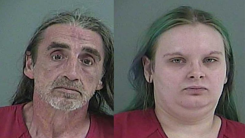 2 suspects charged after woman's body found in Oak Ridge.