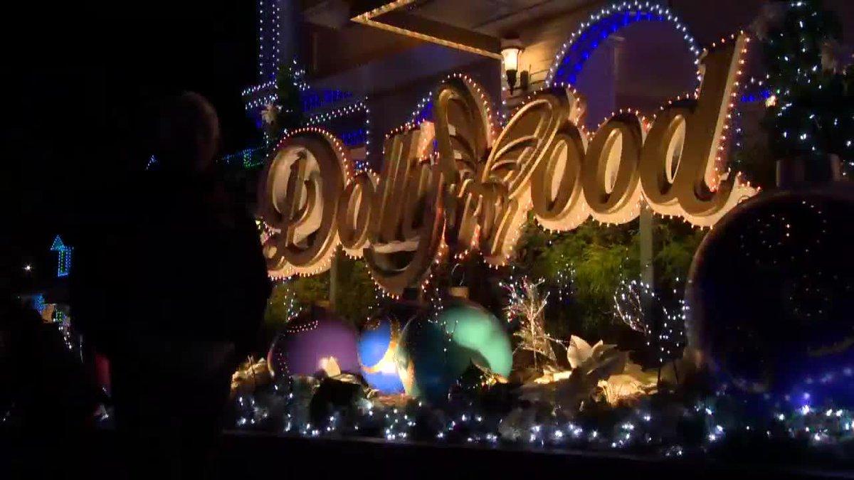 Dollywood's Smoky Mountain Christmas Festival