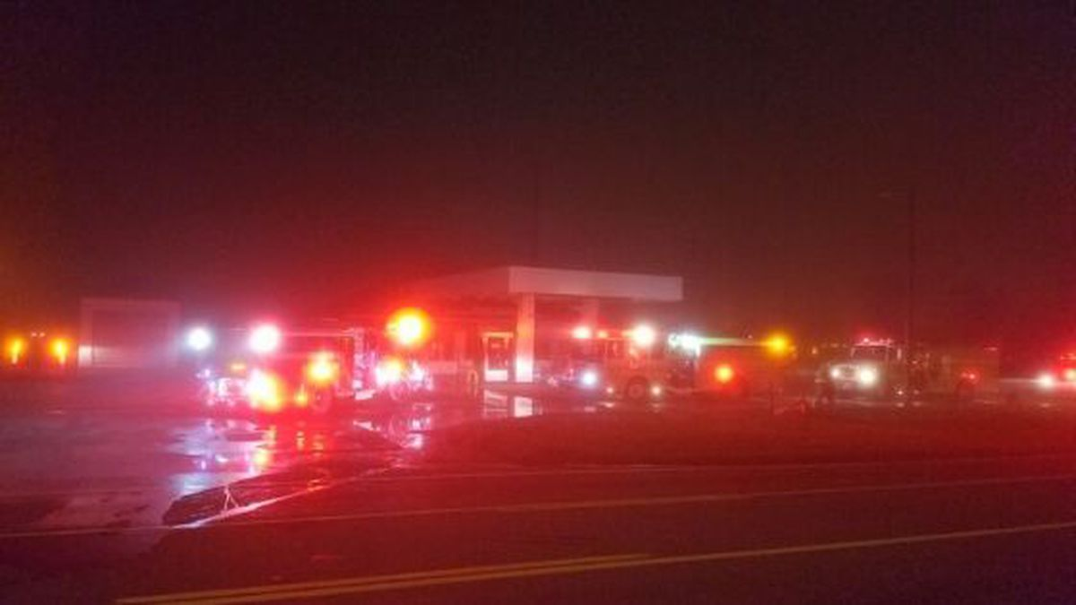 The cause of the fire is under investigation. / (Rural Metro)