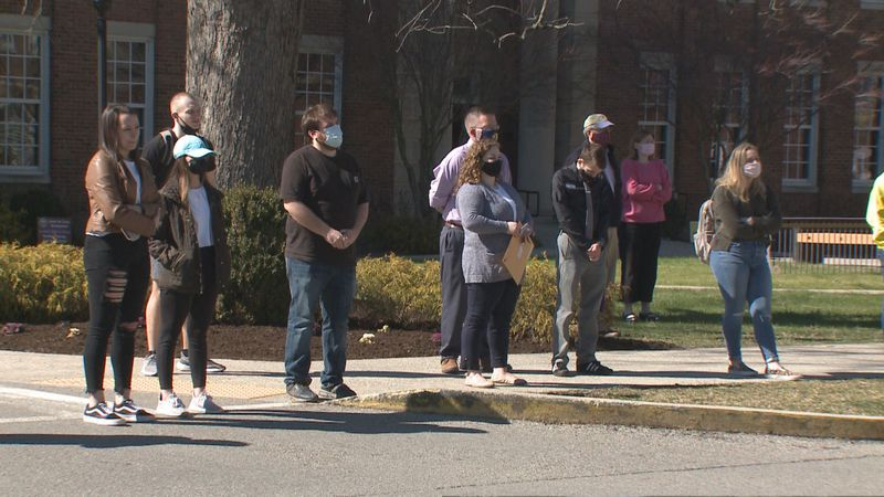 Tennessee Tech campus remembers tornado a year later